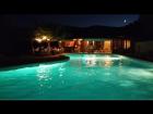 het zwembad camping
