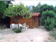outdoor chalet camping le gessy