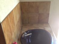 Sanitair chalet