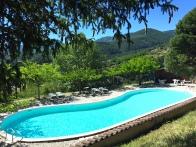campsite's swimming-pool