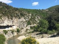 Gorges de ST May 10kms